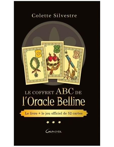 Le coffret ABC de l'Oracle Belline - Avec un jeu de 52 cartes (Coffret) - Colette Silvestre