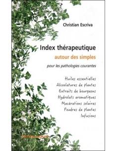 Index thérapeutique - Pour les pathologies courantes