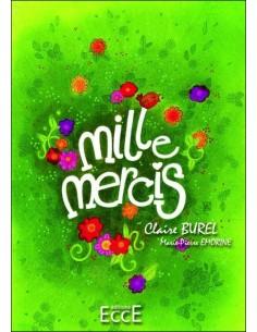 Mille mercis (Boîte) - Claire Burel & Marie-Pierre Emorine (Illustrateur)