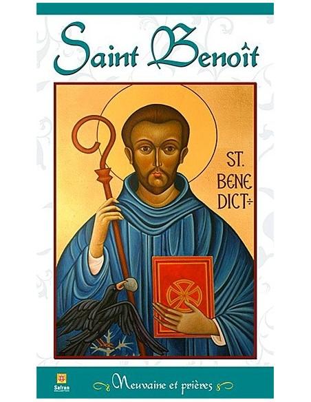 Saint Benoît - Neuvaine et prières