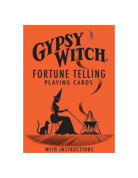 Gypsy Witch® Fortune Telling Cards [anglais]