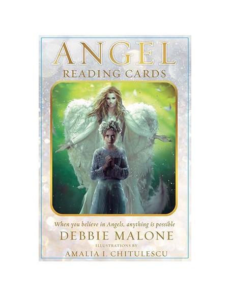 Angel Reading Cards [anglais]