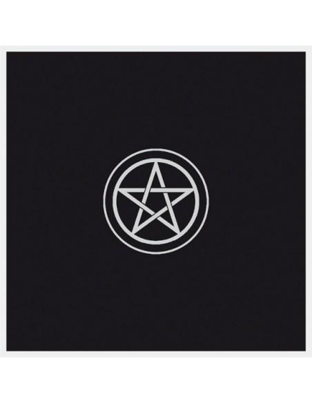 Tapis noir Pentacle