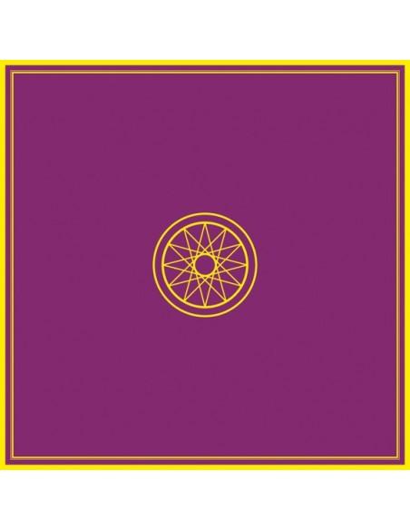 Tapis violet Ésotérique