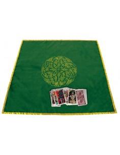 Tapis vert Labyrinthe celtique