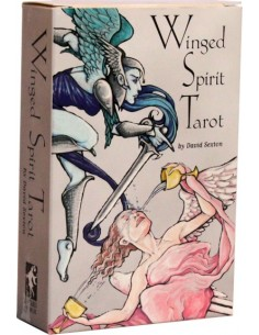 Winged Spirit Tarot - David Sexton