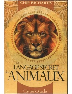 Le langage secret des animaux - Cartes oracle
