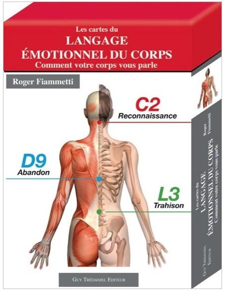 Les cartes du langage émotionnel du corps - Coffret