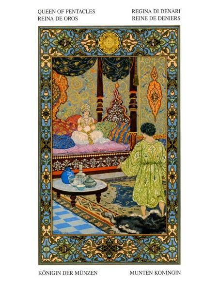 Tarot des Mille et Une Nuits - Léon Carré