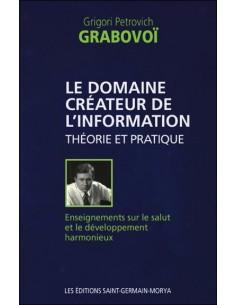 Le domaine créateur de l'information - Théorie et pratique