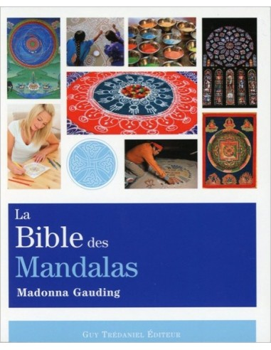 La Bible des Mandalas - Madonna Gauding