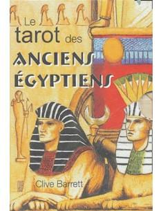 Le tarot des anciens Egyptiens - Clive Barett