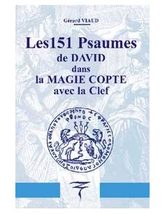 151 psaumes de David dans la magie copte - Gérard Viaud