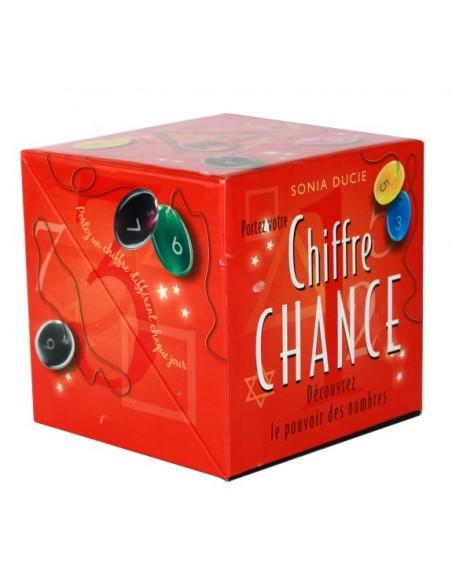 Portez votre chiffre chance - Découvrez le pouvoir des nombres (Coffret cube) - Sonia Ducie