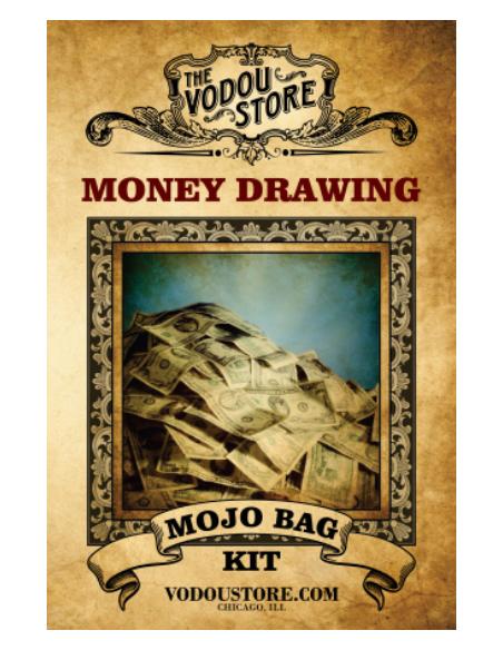 Gri-Gri Attire l'argent en kit