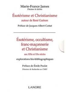 Esotérisme et Christianisme autour de René Guénon, Esotérisme, occultisme, franc-maçonnerie et Christianisme