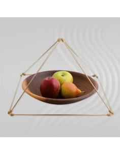 Pyramide énergétique 14x14 cm