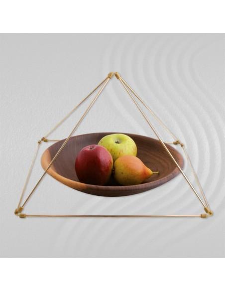 Pyramide énergétique 22x22 cm