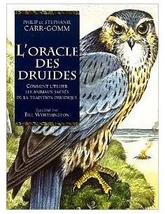 L'Oracle des Druides (Coffret livre + 33 cartes) - Stéphanie & Philip Carr-Gomm