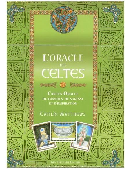 L'oracle des Celtes - Coffret livret + 40 cartes - Caitlin Matthews