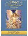 Les anges de l'abondance : Cartes Oracle Coffret