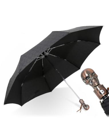 Parapluie Tête de Mort