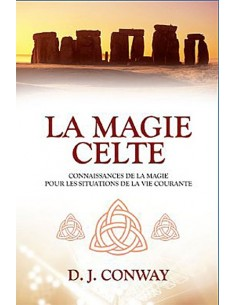 La magie celte - D.J. Conway
