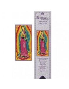 Pochette encens Notre Dame de la Guadeloupe - 15 bâtonnets