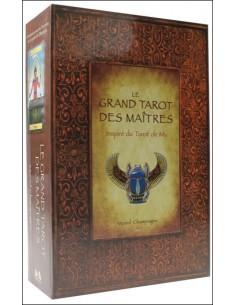 Le grand Tarot des maîtres - Inspiré du Tarot de MU - Coffret