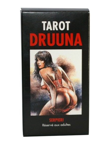 Tarot Druuna - P.E. Serpieri