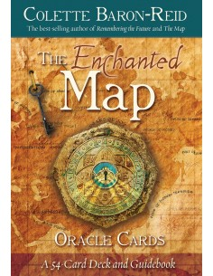 The Enchanted Map Oracle Cards [Anglais] - Colette Baron-Reid