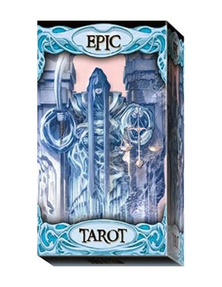 Epic Tarot [Anglais] - Riccardo Minetti & Paolo Martinello