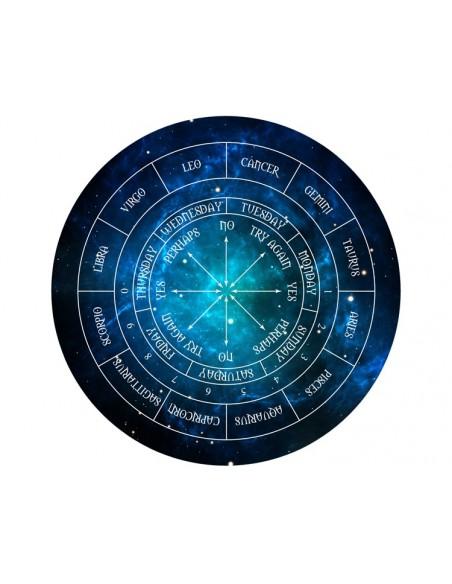 Planche circulaire pour Pendule