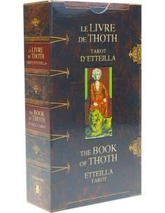 Tarot Etteila Livre de Thoth