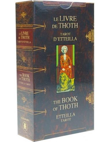Tarot Etteila Livre de Thoth - Book...