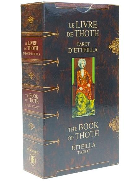 Tarot Etteila Livre de Thoth - Book of Thot