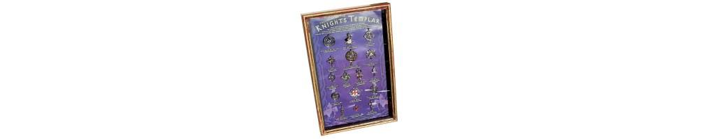 Talismans des Chevaliers Templiers