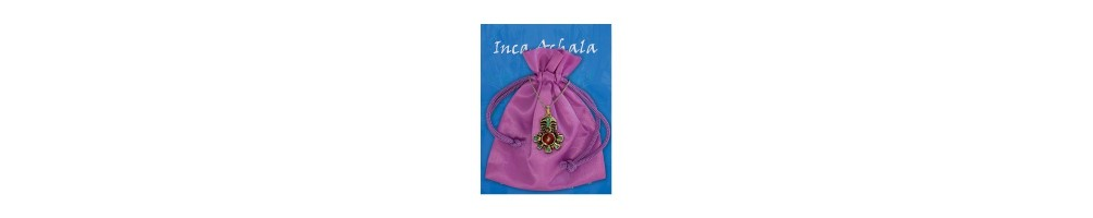 Pendentifs Incas Achala
