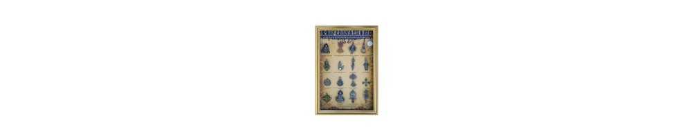 Amulettes Dharma de Briar