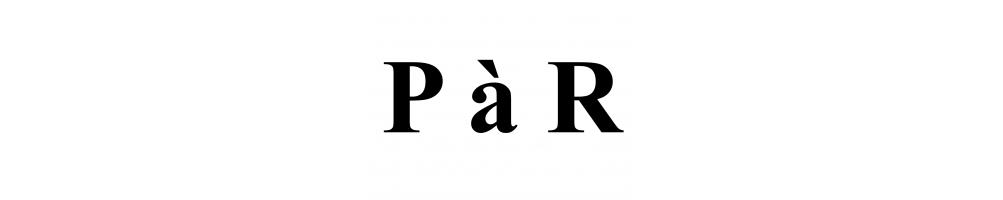 Pierres P à R
