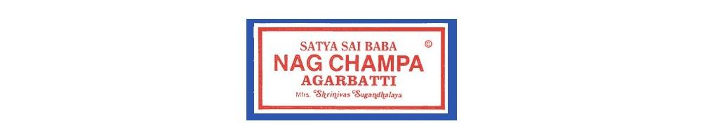 Les encens Nag Champa de Satya Nandi Imports