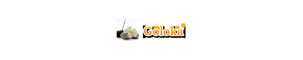 Goloka est une marque populaire d'encens et de dhoop.