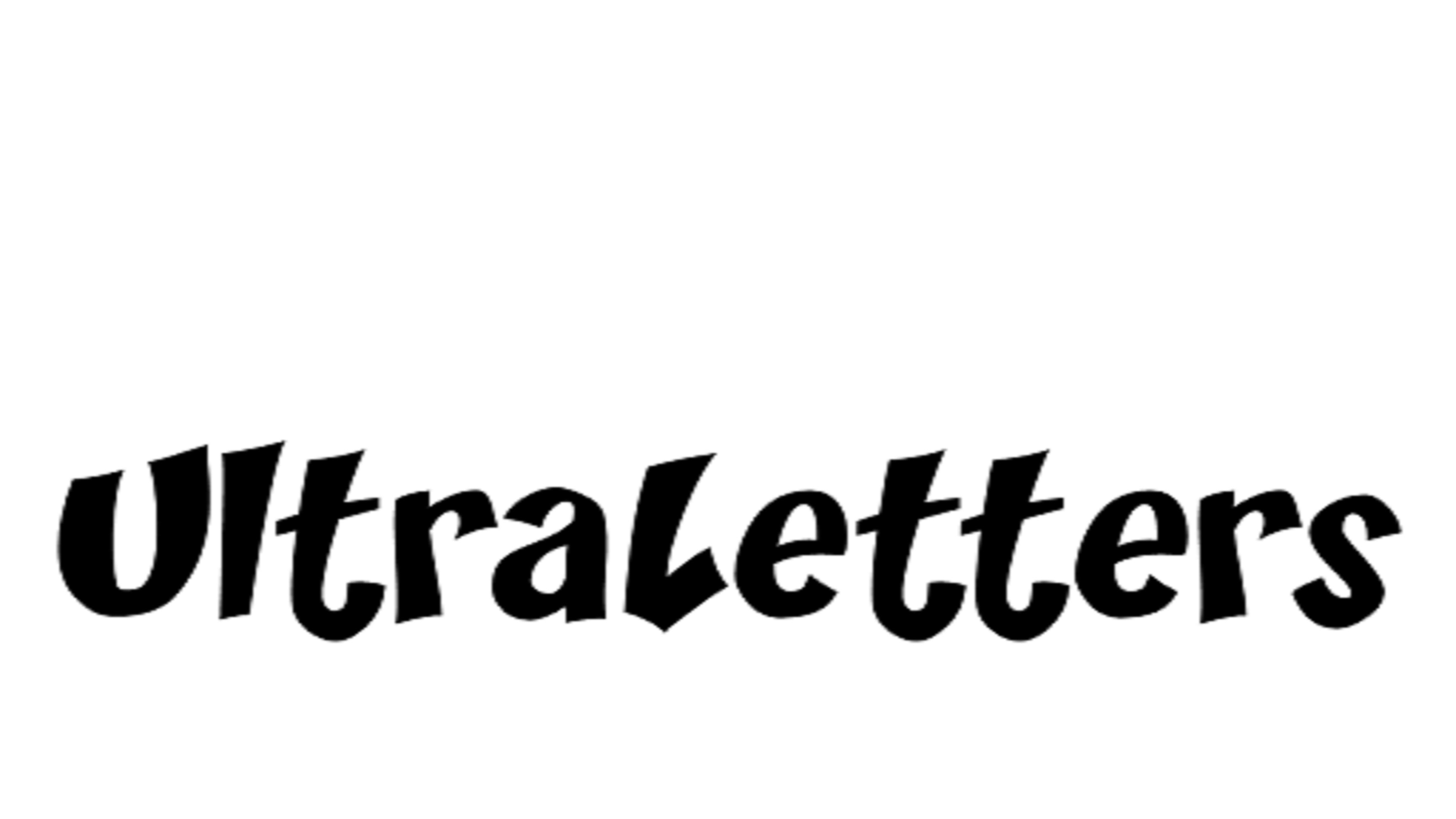 UltraLetters